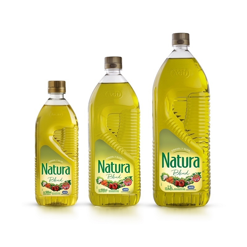 Aceite Natura Blend